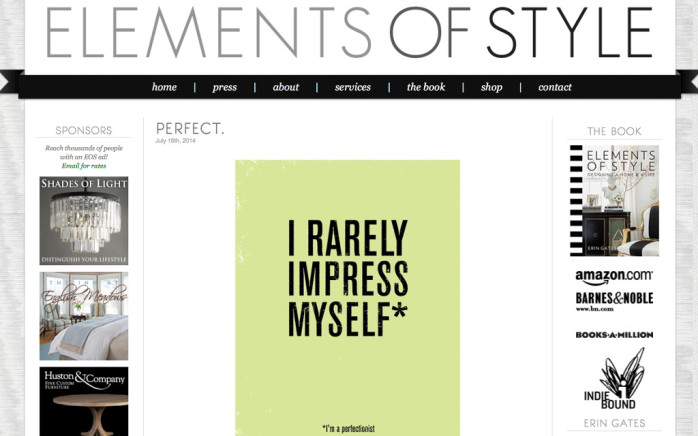 elementsofstyle fashionblog