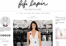 fifi lapin - sSyle & Fashion