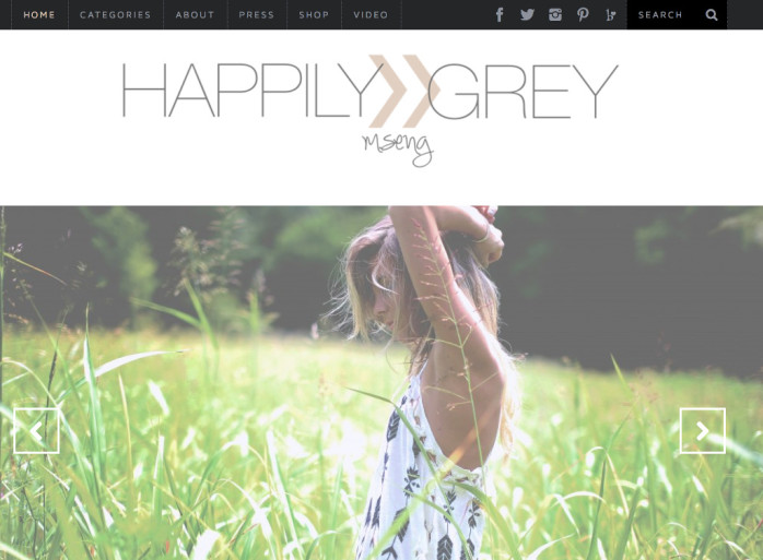 happily grey