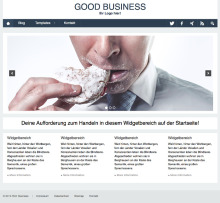 Good WordPress Business Theme