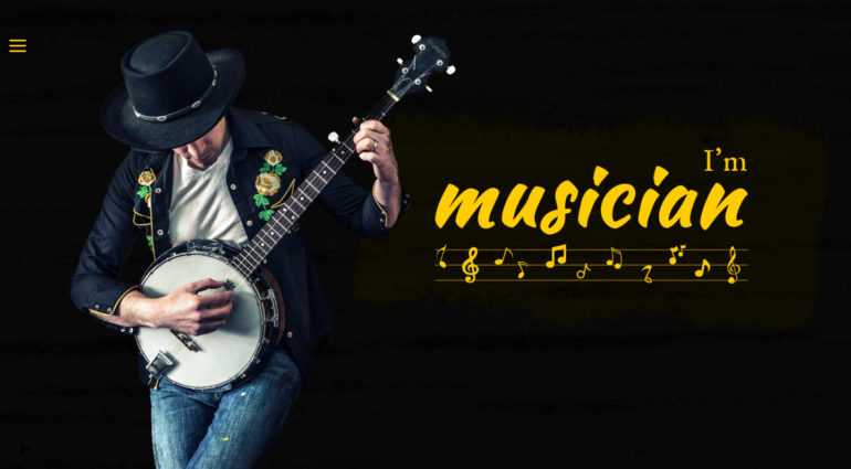 PASSION - WordPress Music Industry Theme