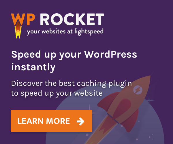 Caching Plugin for WordPress – Speed up your website with WP Rocket